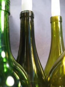 Camas Cove Cellars Wine Bottles
